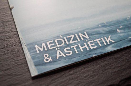 Flyer für Arztpraxis
