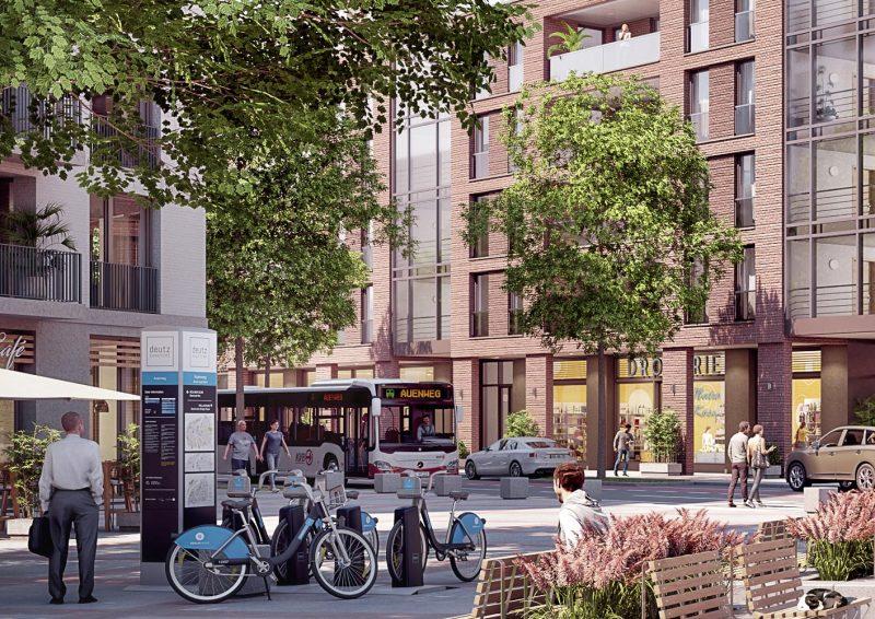 Deutz Quartiere | Phase I: Verkaufsstart